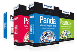 Antivirus Panda. Gama 2013