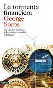 Libro, La tormenta financiera