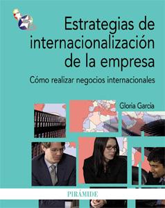 Libro estrategias de internacionalización de la empresa