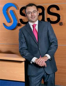 Iñaki Delgado, SAS