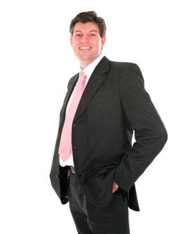 Erik Lommerde, Vicepresidente de Novo Nordisk España y Portugal