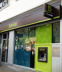 Marcas bankia comienza a implantar su nueva identidad en for Bankia oficina de internet