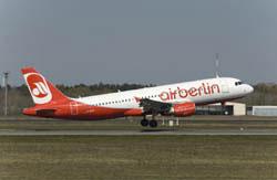 aeronave de airberlin