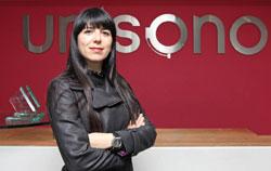 Clara Santos, directora en Unisono