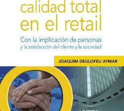 libro gestiíon calidad total en retail