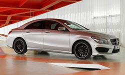 Nuevo Mercedes CLA