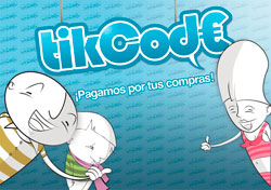 TikCode, plataforma para el e-commerce solidario