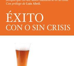 portada libro éxito con o sin crisis