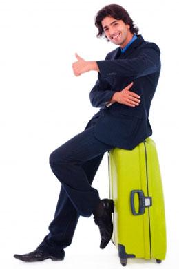 Equipaje para viajes de empresa