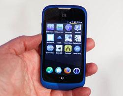 smartphone ZTE Open Running
