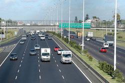 Autopista de abertis en Sudamérica