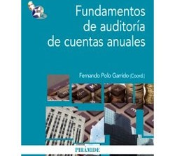 Libro Fundamentos de auditoría de cuentas anuales
