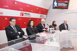 Presentación informe de Universidad de Nebrija e IMG