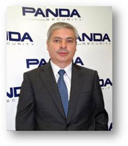 Alfonso Franch, de Panda