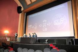 Presentación alianza para distribución cine