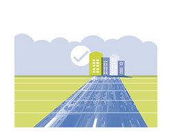 Interxión guarda datos