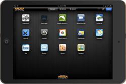 Aplicación de Aruba para Byod