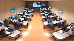 Interior centro iSOC
