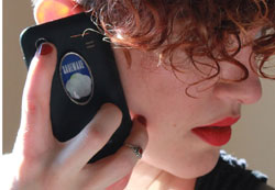 Teléfono con savewave