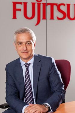 Sergio Borgogno, de Fujitsu