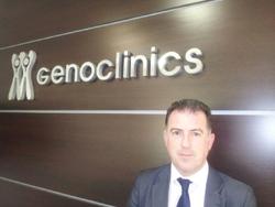 Luis Bonilla, de GenoClinics