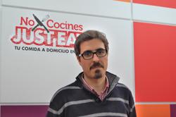 Pablo Virseda, de Just Eat