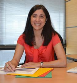 Concha Garrudo, de Xerox España