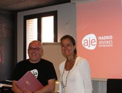 Convenio AJE-Ayuntamiento de Madrid