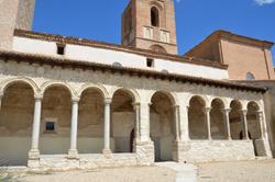 Iglesia San Martín, en Arévalo