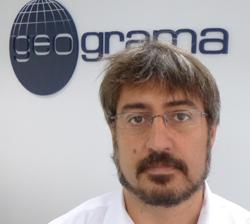 Alejandro Guinea, de Geograma