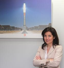 Carmen Sabater, de Torresol Energy