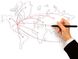Internacionalización de empresas PYMES