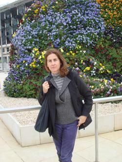 Isabel Echevarría, de Fundación José Manuel Entrecanales