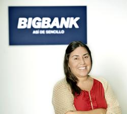 Gala Montes, de BigBank