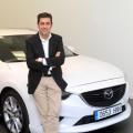 Ignacio Beamud, de Mazda Motor