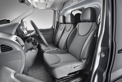 Interior Toyota Proace
