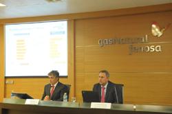 Presentación informe en Gas Natural