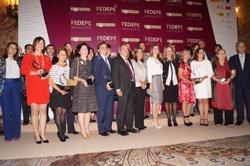 Fotos premiados FEDEPE 2013