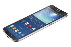 Smartphone de pantalla curva de Samsung