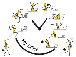 Horario de trabajo, de Free Download