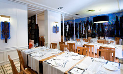 restaurante de Sagardi