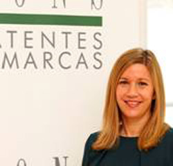 Nuria Marcos, de Pons Patentes y Marcas
