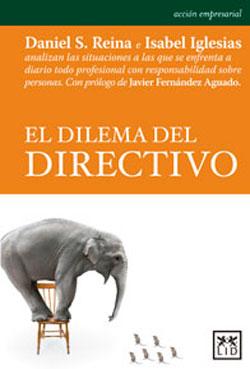 Portada de El dilema del directivo, de LID Editorial
