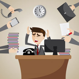 Estrés laboral, de Free Download