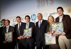 Ganadores Premios Fundetec 2013