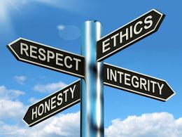 Honestidad y ética de las marcas, de Free Download