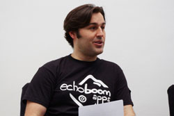 Joaquín Grech, de Echoboom