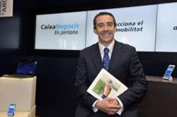 Juan Antonio alcaraz, de CaixaBank