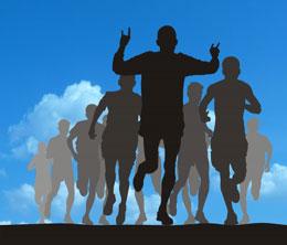 Gente haciendo deporte, de Free Download