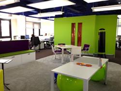 Diseño de oficinas, de Ofita